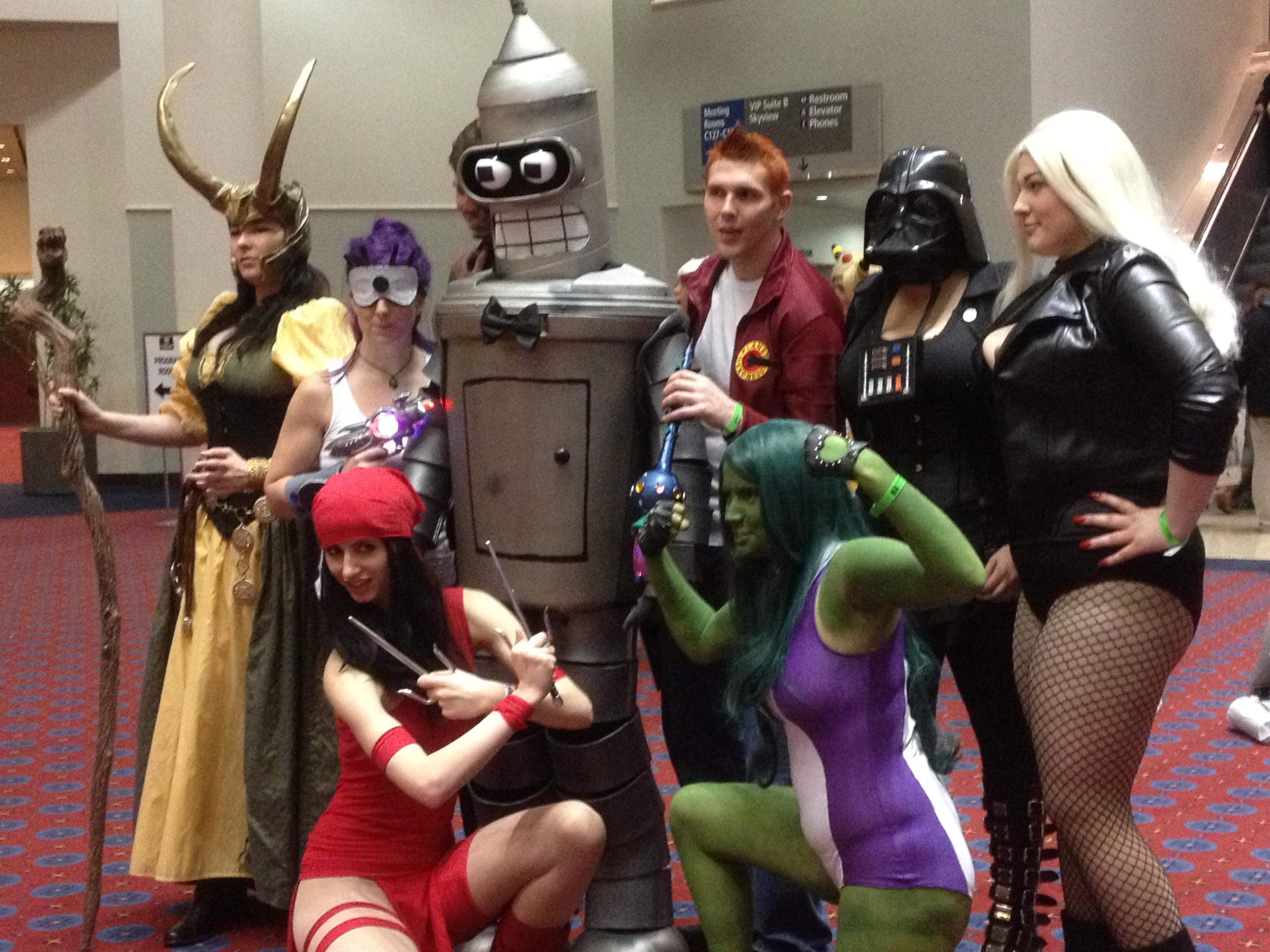 Portland Comic Con | Crazy 4 Comic Con