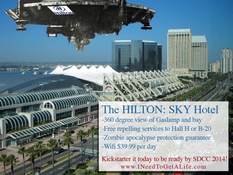 Hilton Sky