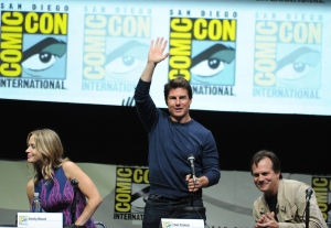Warner Bros. And Legendary Pictures Preview - Comic-Con International 2013