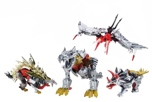 Hasbro-SDCC-2014-Transformers-Dinobots_group