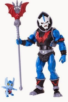 San Diego Comic-Con 2014 Exclusive Filmation Hordak Masters of the Universe Action Figure with Imp by Mattel