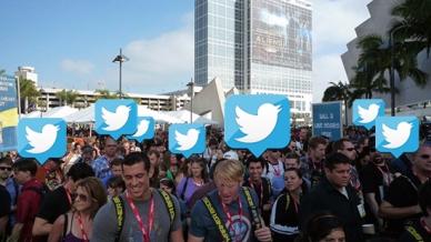 Twitter Comic-Con