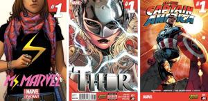 Marvel Diversity