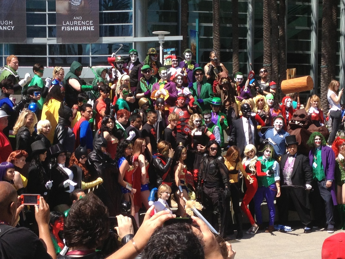 5 Tips for Cosplaying at WonderCon