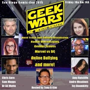 Geek Wars Final