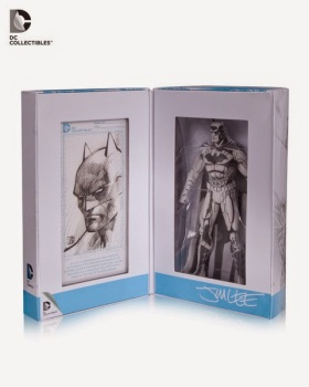 San Diego Comic-Con 2015 DC Collectibles BlueLine Jim Lee Batman action figure exclusive 1