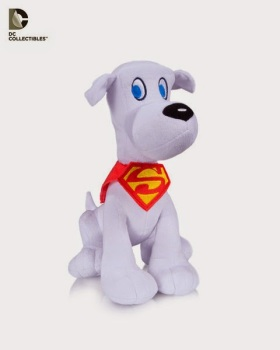 San Diego Comic-Con 2015 DC Collectibles Krypto plush exclusive