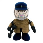 San Diego Comic-Con 2015 Exclusive Game Of Thrones George R.R. Martin Deluxe Talking Plush FIgure by Factory Entertainment