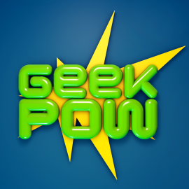 Geek Pow Logo