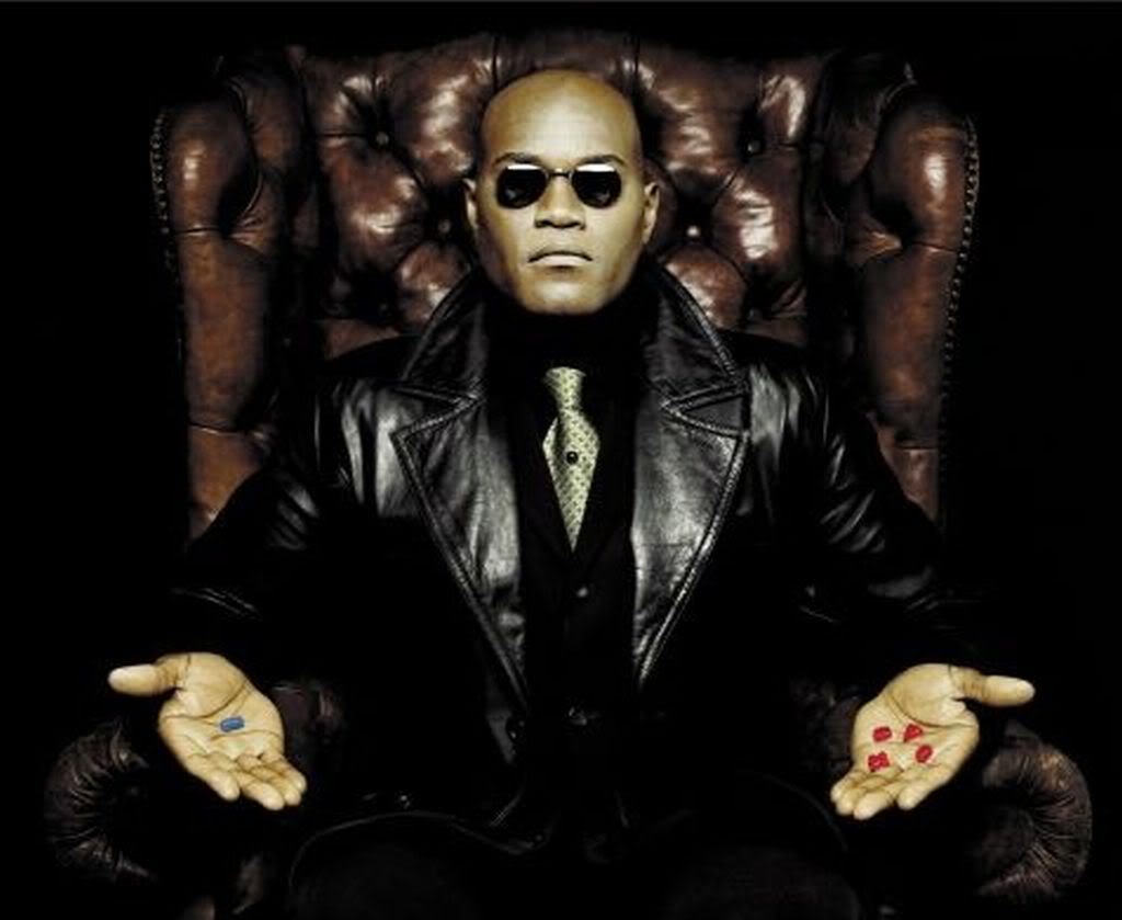 Tip of the Day #33: Red Pill or Blue Pill? | Crazy 4 Comic Con