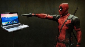 Deadpool Laptop