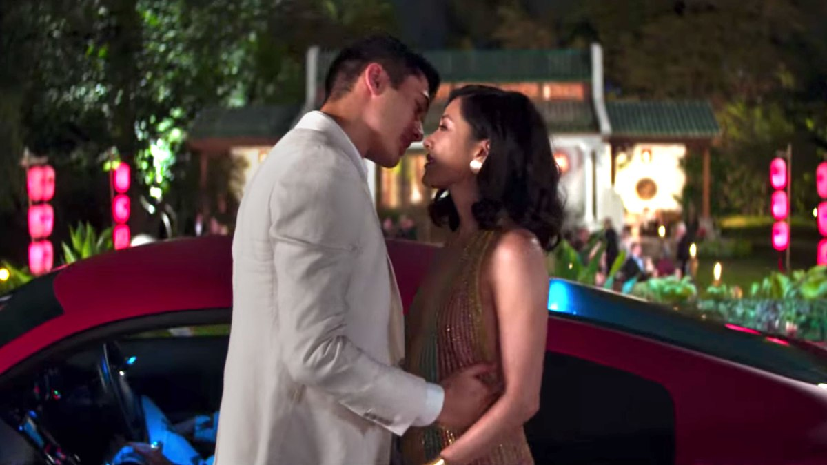 Crazy Rich Asians is the best film in years