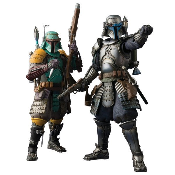 Tamashii Nations Boba Fett Jango Fett Father's Day Bundle
